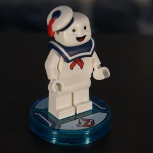 Lego Dimensions - Fun Pack - Stay Puft (10)