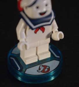 Lego Dimensions - Fun Pack - Stay Puft (11)