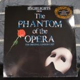 Highlights from The Phantom of the Opera (ALL OCCAZ Vinyle 12'' (LP) Musique)