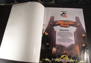 Jurassic Park - Le magazine officiel du film (02)