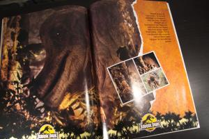 Jurassic Park - Le magazine officiel du film (04)