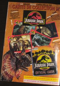 Jurassic Park - Le magazine officiel du film (05)