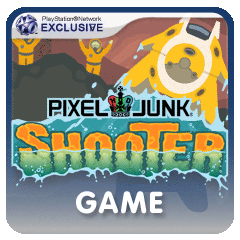Pixel Junk Shooter - Icon