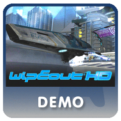 WipEout HD Demo