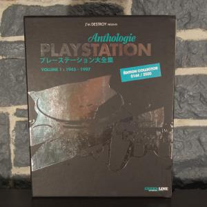 PlayStation Anthologie Volume 1 - 1945-1997 (01)