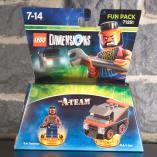 Lego Dimensions : Fun Pack - B.A. Baracus (FRA NEUF Jouet Autres)