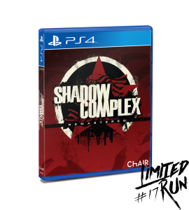 Shadow Complex Remastered (cover)
