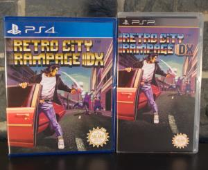 Retro City Rampage- DX Limited PS4 Retail (01)