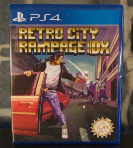 Retro City Rampage- DX Limited PS4 Retail (02)