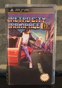 Retro City Rampage- DX Limited PS4 Retail (05)