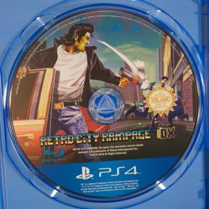 Retro City Rampage- DX Limited PS4 Retail (18)