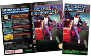 Retro City Rampage- DX Limited PS4 Retail (Official 05)