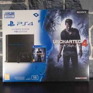 Playstation 4 (1To - Uncharted 4) (01)