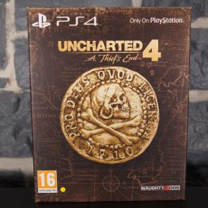 Uncharted 4 - A Thief's End - Edition Spéciale (01)