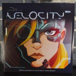 Velocity 2X - Official Video Game Soundtrack (01)
