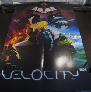 Velocity 2X - Official Video Game Soundtrack (13)