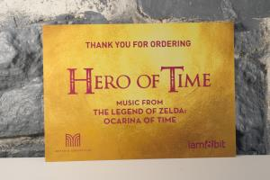 Hero of Time 2xLP (Music from The Legend of Zelda- Ocarina of Time) (15)