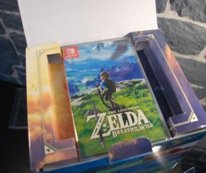 The Legend of Zelda - Breath of the Wild - Edition Limitée (11)