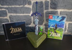 The Legend of Zelda - Breath of the Wild - Edition Limitée (17)