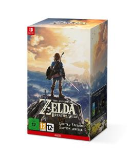 The Legend of Zelda - Breath of the Wild - Edition Limitée (annonce) (01)