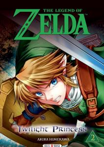 Manga The Legend of Zelda - Twilight Princess (Tome 2) (cover)