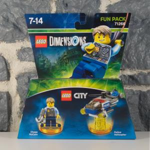 Lego Dimensions - Fun Pack - Lego City Undercover (01)