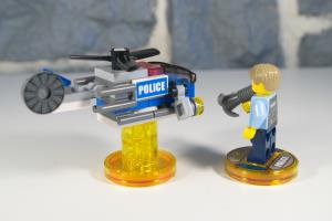 Lego Dimensions - Fun Pack - Lego City Undercover (08)