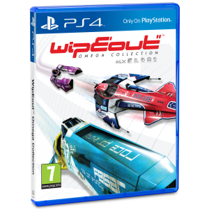 wipEout Omega Collection (box)