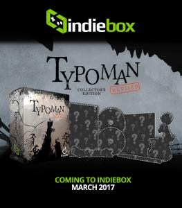 Typoman Revised (Announcement)