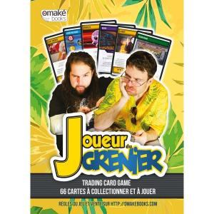 Joueur Du Grenier Trading Card Game (Booster) (02)