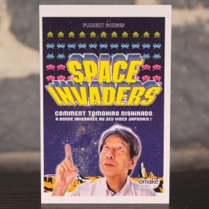 Trading Card 35 Space Invaders - Tomohiro Nishikado (02)