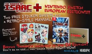 The Binding of Isaac- Afterbirth (European Edition)