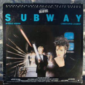 Bande Originale Du Film ''Subway'' (01)