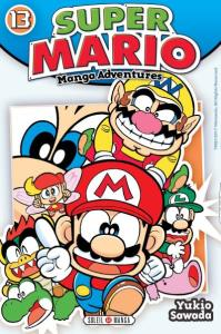 Super Mario Manga Adventures 13 (cover)