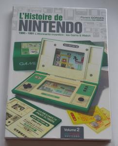 L'Histoire de Nintendo #2 Les Game & Watch
