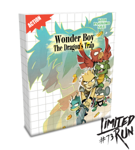 Wonder Boy- The Dragon's Trap (Collector's Edition) (Box)
