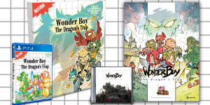 Wonder Boy- The Dragon's Trap (Collector's Edition) (Content)