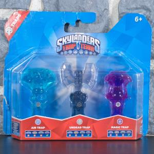 Skylanders - Air, Undead, Magic Traps (01)