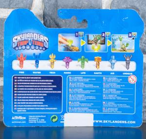 Skylanders - Air, Undead, Magic Traps (02)