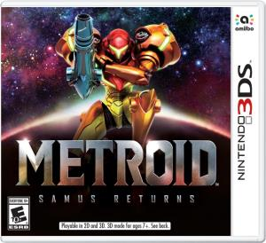 Metroid - Samus Returns (Special Edition) (annonce 2)