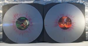 Super Castlevania IV - Original Video Game Soundtrack (Gram Silver with Red Splatter) (11)