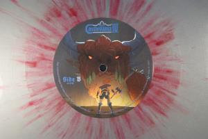Super Castlevania IV - Original Video Game Soundtrack (Gram Silver with Red Splatter) (14)