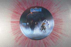 Super Castlevania IV - Original Video Game Soundtrack (Gram Silver with Red Splatter) (16)