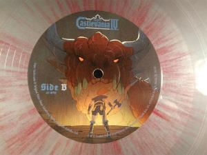Super Castlevania IV - Original Video Game Soundtrack (Gram Silver with Red Splatter) (20)