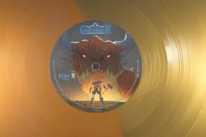 Super Castlevania IV - Original Video Game Soundtrack (Gram Bronze and Gold Split) (09)