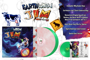 Earthworm Jim Anthology (Tommy Tallarico) (cover 3)