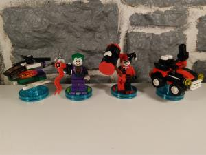 Lego Dimensions - Team Pack - Joker  Harley Quinn (06)