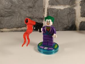 Lego Dimensions - Team Pack - Joker  Harley Quinn (07)