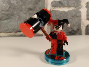 Lego Dimensions - Team Pack - Joker  Harley Quinn (12)