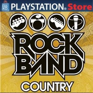 Rock Band Country